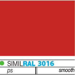 χρωματική παλέτα για πάνελ πολυουρεθάνης horizon_κόκκινο σκούρο