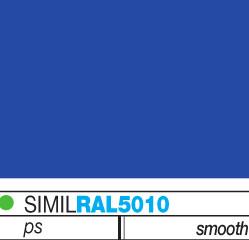 χρωματική παλέτα για πάνελ πολυουρεθάνης horizon_μπλέ
