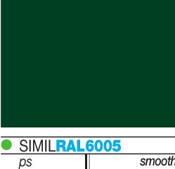χρωματική παλέτα για πάνελ πολυουρεθάνης horizon_κυπαρισσί