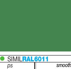 χρωματική παλέτα για πάνελ πολυουρεθάνης horizon_πράσινο