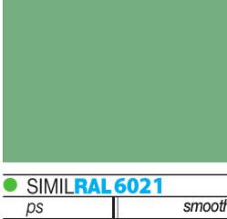 χρωματική παλέτα για πάνελ πολυουρεθάνης horizon_πράσινο ανοιχτό