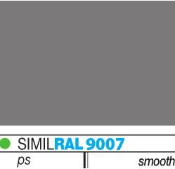χρωματική παλέτα για πάνελ πολυουρεθάνης horizon_γκρι σκούρο