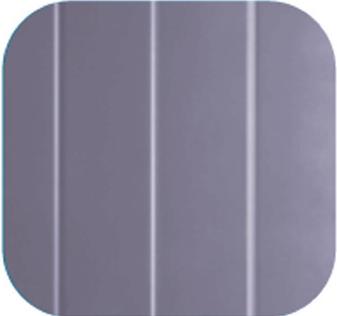 Διατομές και νευρώσεις για τα πάνελ πολυουρεθάνης horizon_stripped